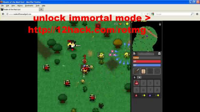 Realm Of The Mad God Cheats   Gold Immortality – realm of the mad